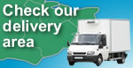 Check our delivery area