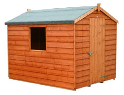 Budget Shed
